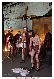 Gesù Spogliato delle Vesti - Via Crucis ? Sacra Rappresentazione Medievale della Passione di Cristo di IVREA - Davide Mindo