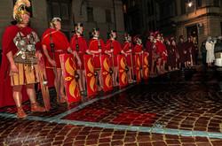 Passione di Cristo Ivrea 2017 - UNESCO - Nicola Frau (Legione Tebea)