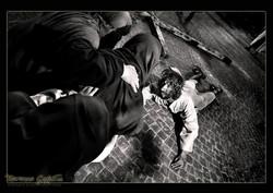 Passione Di Cristo - Ivrea - Marianna Giglio Tos - 2016 (Cristo cade davanti a Maria)