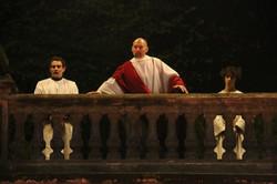 Passione di Cristo Ivrea 2017 - UNESCO - Fulvio Lavarino (Ponzio Pilato)