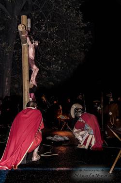 Passione di Cristo Ivrea 2017 - UNESCO - Nicola Frau (Conversione di Longino)