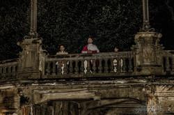 Passione di Cristo Ivrea 2017 - UNESCO - Nicola Frau (Processo Ponzio Pilato)