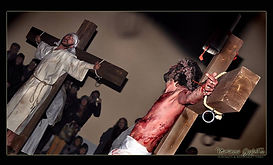 La Passione di Ivrea - Il Cristo in Croce