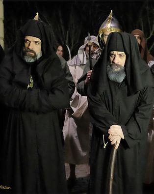 Passione di Cristo di IVREA - Passio Christi di IVREA e Canavese - Sacra Rappresentazione Medievale -  Hanna e CAIFA