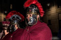 Passione di Cristo Ivrea 2017 - UNESCO - Nicola Frau (Legionario Romano)
