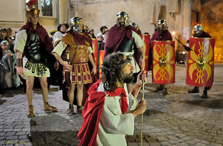 Processo a Gesù - Passione di Ivrea