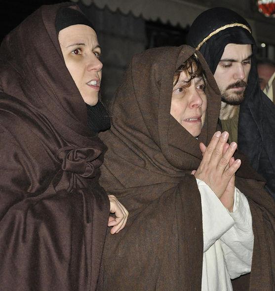 Passione di Cristo di IVREA - Passio Christi di IVREA e Canavese - Sacra Rappresentazione Medievale - Maddalena Maria Giovanni