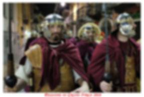 Legione Tebea Passione di Ivrea