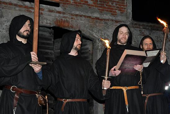 Passione di Cristo di IVREA - Passio Christi di IVREA e Canavese - Sacra Rappresentazione Medievale - Frati Benedettini