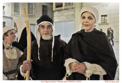 Passione Di Cristo - Ivrea - Gianni Trezar - 2016 -  (Il Popolo di Yporegia) _LQ