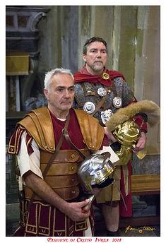 """La """"Passio Christi"""" Suggestione al Castelo di Ivrea - Film di Mel Gibson no la """"Passio Christi dell' Associazione Il Diamante"""