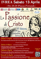 Passione Cristo IVREA - 2019 - Ferrando