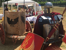 San Savino Biga Legione Tebea