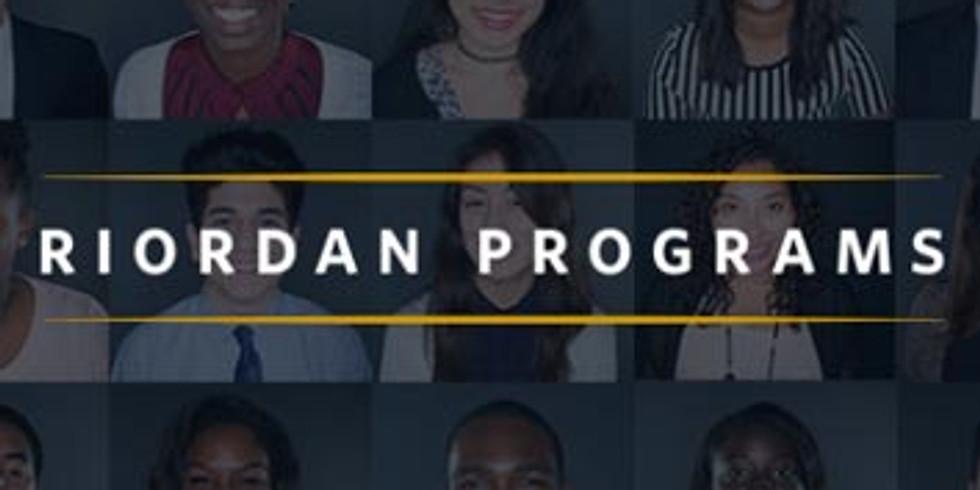 UCLA Riordan Programs Celebration