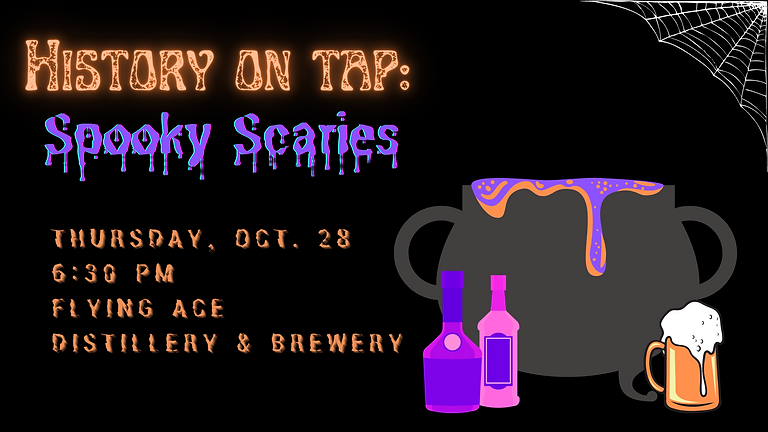 History on Tap: Halloween Edition