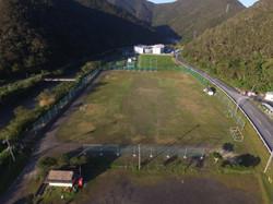 防球フェンス設置工事