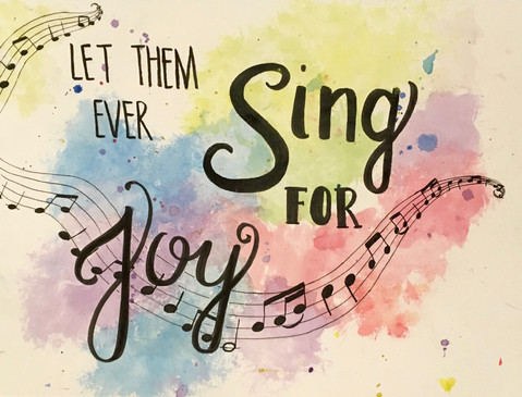 Sing for Joy | Psalm 5