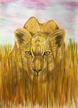 Like a Lion | Psalm 10