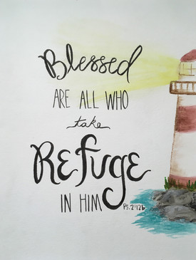 Seek Refuge | Psalm 2
