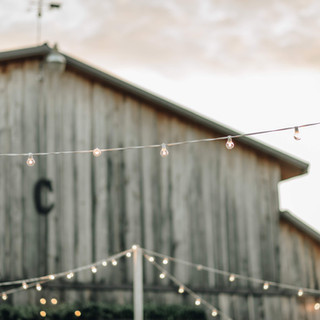 Bistro Barn Lighting