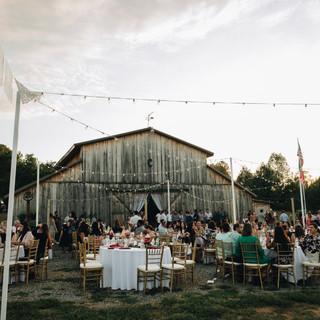 The Barn & Bistro Lights