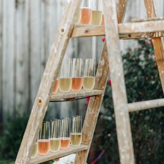 Champagne Ladder