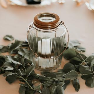 Centerpiece Jars