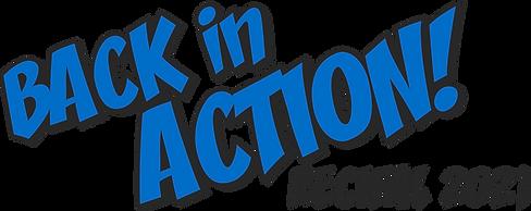 Back in Action - Recital 2021