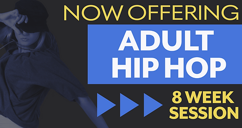 Adult Hip Hop Class