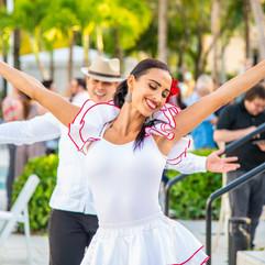 salsa flamenco dancers cuban latin havan