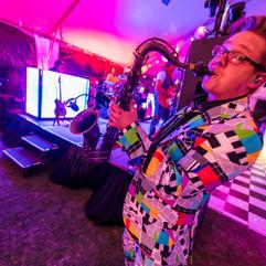 Deloitte Ritz Amelia 80 80s 80's neon co