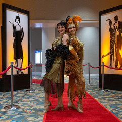 gatsby 1920s roaring flappers greeters e