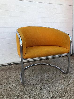Thonet-Chrome Cantilever Chair