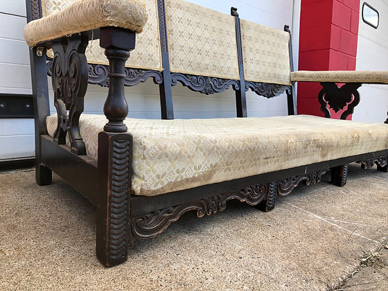 Renaissance Vintage Sofa