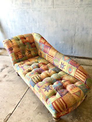 Chesterfield- Chaise Lounge