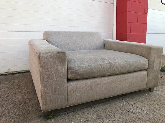 Over-sized Lounge Chair