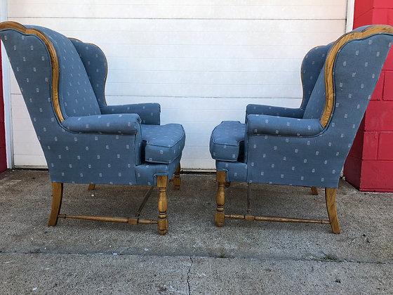Flexsteel Charisma- Wingback Chairs