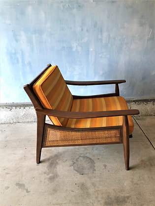 Caned sides Danish Chair