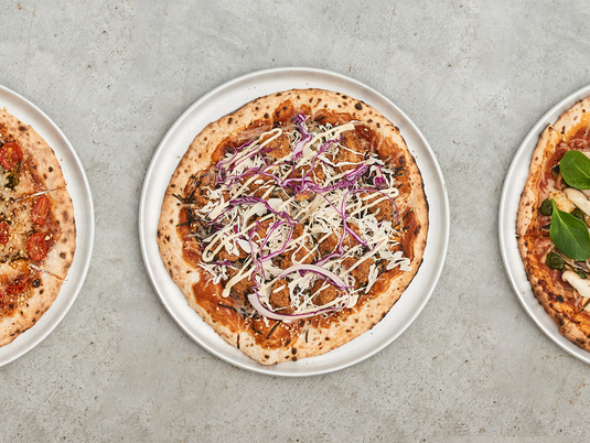 Singapore's First Fully Vegan Pizza Concept Is Here And Delivered Right To Your Doorstep
