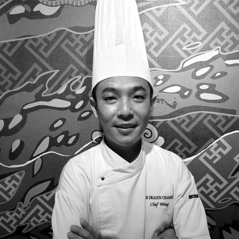 Chef Meng Wong