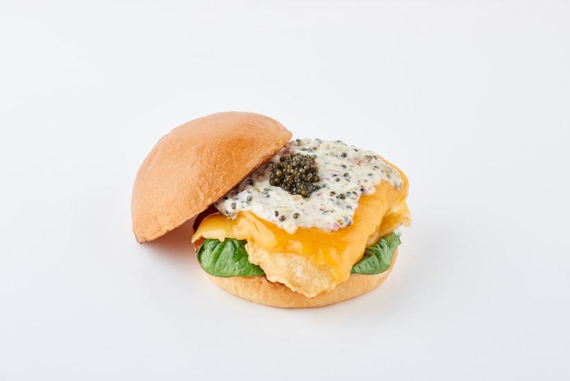 Ultimate Fish Burger