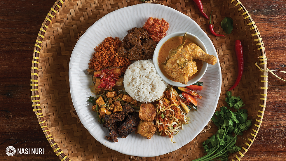 Traditional Malay Food Available For Islandwide Delivery