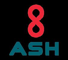 8 ASH LOGO Vert RedTeal.png