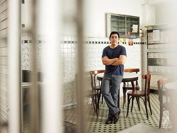 The 28-year-old reviving Chin Mee Chin and building a tech-driven F&B empire
