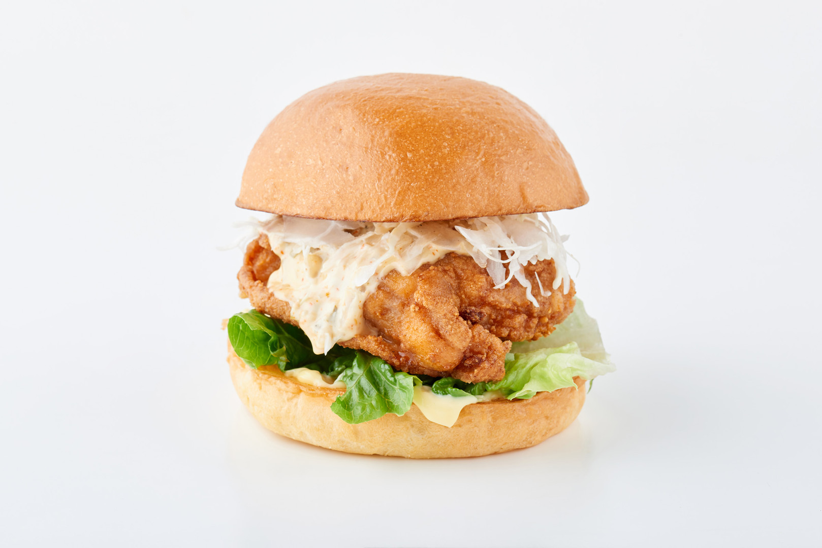 Nanban Chicken Burger