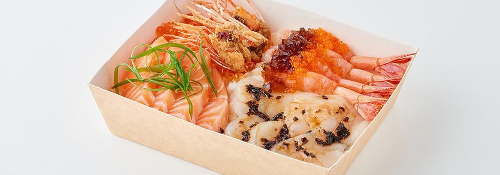 Hoshi Seafood Don