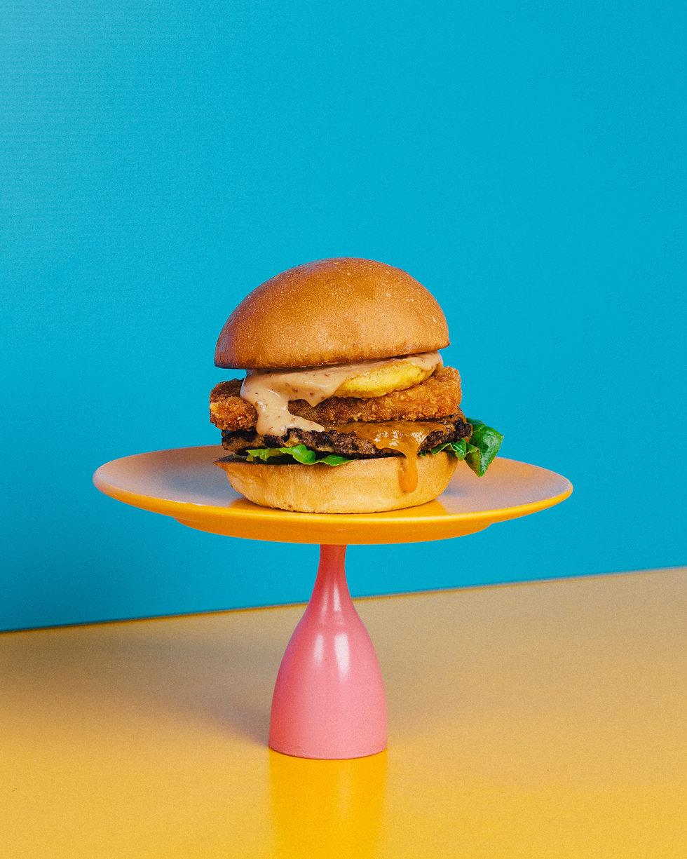 Love Handle Burgers