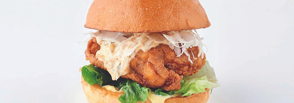 Nanban Chicken Burger
