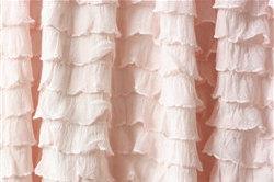 Blush Pink Ruffle