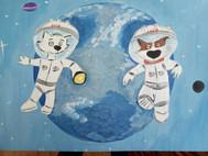 Районный этап областного творческого конкурса детского рисунка